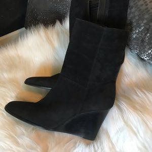 Enzo Angiolini wedge boots